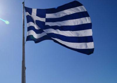 Ελληνική Ραφτή Σημαία