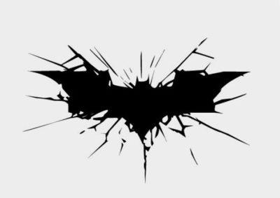 Αυτοκόλλητο Batman