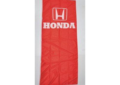 Σημαία Honda Οριζόντια