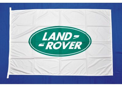 Σημαία Land Rover