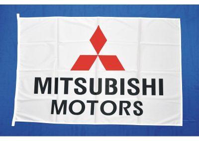 Σημαία Mitsubishi