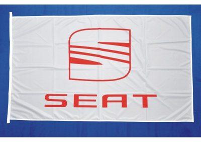 Σημαία Seat