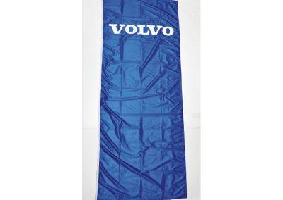 Σημαία Volvo Οριζόντια