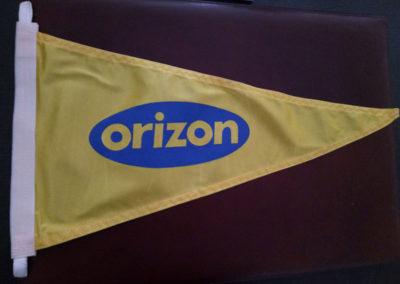 Σημαιάκι Διαφημιστικό Τρίγωνο