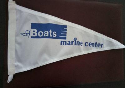 Τρίγωνο Σημαιάκι Σκάφους