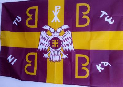 Εκκλησιαστική σημαία 4Β