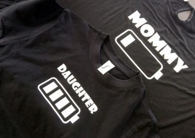 Μπλούζες MOMMY DAUGHTER