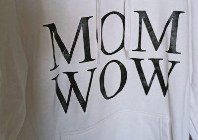 Φούτερ mom wow