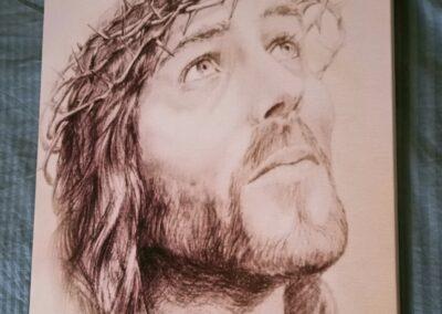 Καμβάς Ιησούς Χριστός